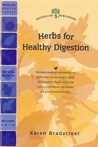 Woodland publishing: Herbs for healthy digestion 32 pgs
