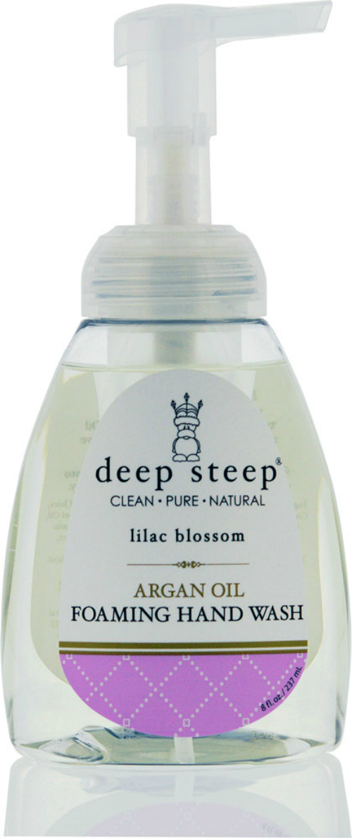 Argan Oil Foaming Hand Wash Lilac Blossom