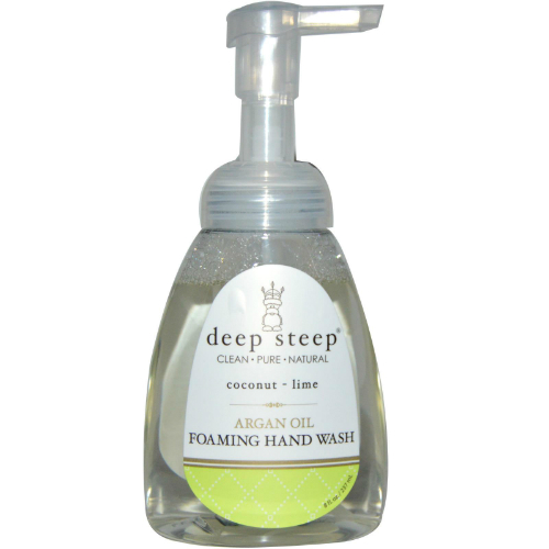 Argan Oil Foaming Hand Wash Coconut Lime