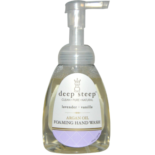 Argan Oil Foaming Hand Wash Lavender Vanilla