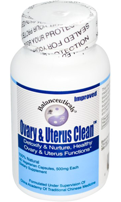 Ovary and Uterus Clean