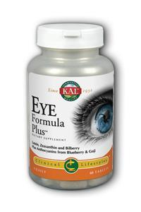 Kal: Eye Formula Plus 60ct