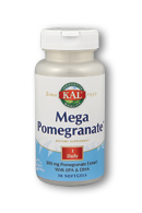 KAL: MegaPomegranate 30 Sg 300 mg