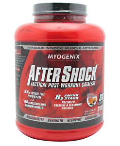 MYOGENIX: AFTERSHOCK ORANGE 5.82 LBS