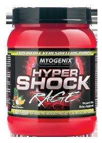 MYOGENIX: HYPERSHOCK RAGE TROPIC THUNDER 40/SRV