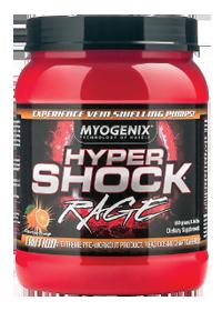MYOGENIX: HYPERSHOCK RAGE ORANGE 40/SRV