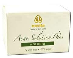 Acne Solution Pads, 30 pad