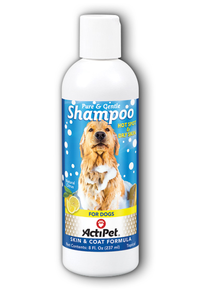 Pure & Gentle Shampoo Dietary Supplement