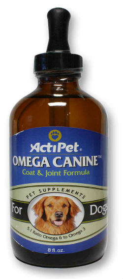 Omega Canine Dietary Supplement