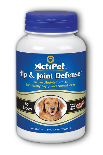 Hip & Joint Defense For Dogs Dietary Supplement