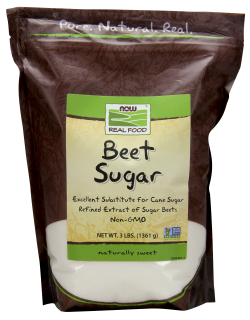 BEET SUGAR  3 LB 3 LB from NOW
