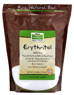 Erythritol Crystaline Powder, 2.5 lb