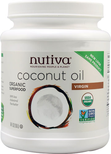 Organic Extra Virgin Coconut Oil, 54 OZ