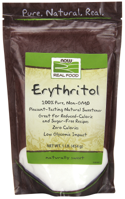 Erythritol Natural Sweetener, 1 lb.