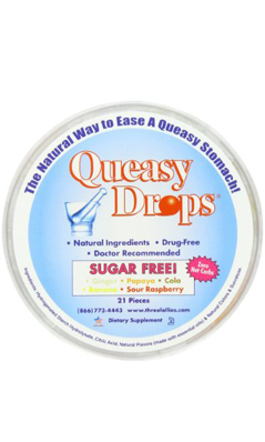 Queasy Natural Chews