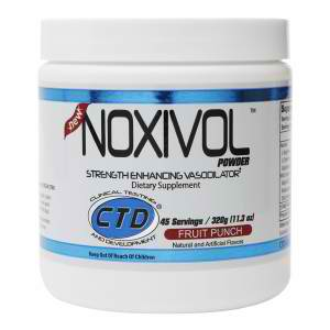 NOXIVOL FRUIT PUNCH