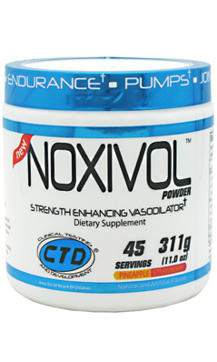 NOXIVOL PINEAPPLE STRAWBERRY