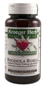 Rhodiola Rosea vegetarian capsules