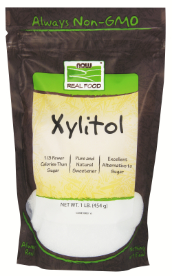 NOW: XYLITOL 1 LB