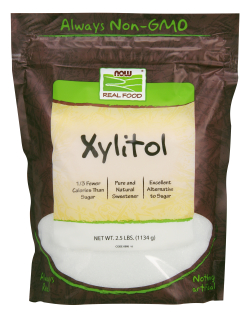 XYLITOL  2.5 LB 2.5 lb from NOW