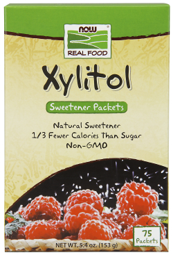 XYLITOL PACKETS  75  BOX, 1