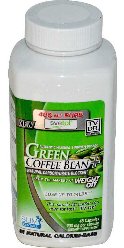 WAKUNAGA/KYOLIC: Svetol French Green Coffee Bean Extract 200mg 45 cap