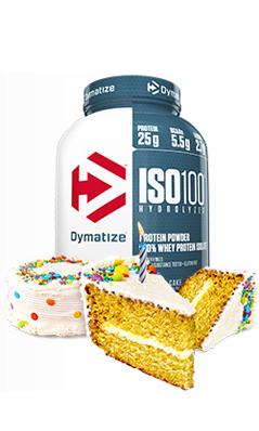 ISO-100 BIRTHDAY CAKE - 3LB