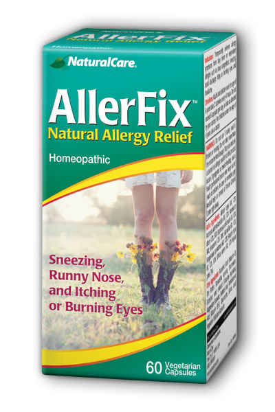 NaturalCare: AllerFix 60 ct Vcp