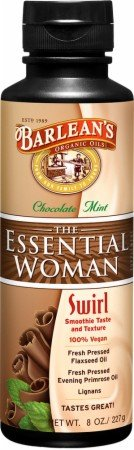 Chocolate Mint Essential Woman Swirl