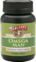 Omega Man, 120 softgels