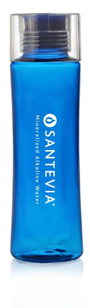Tritan Water Bottle Blue