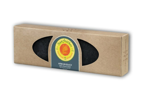SunFeather: African Black Soap 51.6 oz