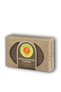 SunFeather Artisanal Soap Bars: Vanilla Almond Oatmeal Soap Bar 4.3 oz