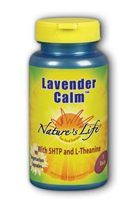 Natures Life: Lavender Calm 60ct capsules