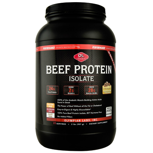 Beef Protein Isolate Chocolate