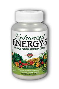 KAL Enhanced Energy Multiple Small Tablets 150ct, 150ct