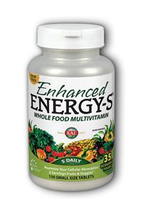 KAL Enhanced Energy Multiple Small Tablets 150ct, 150ct Iron Free