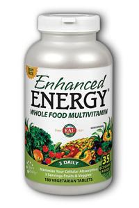 Kal: Enhanced Energy Iron Free 180ct