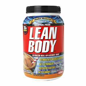 LABRADA NUTRITION: LEAN BODY CHOCOLATE PEANUT BUTTER 2.47 LBS