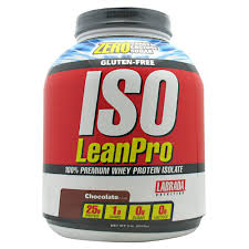 LABRADA NUTRITION: ISO LEAN PRO CHOCOLATE 5 LBS