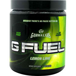 G FUEL LEMON LIME