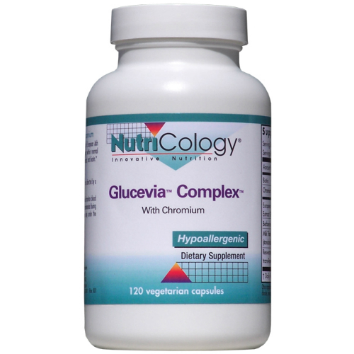 Glucevia Complex with Chromium