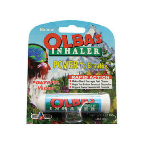 OLBAS: Inhaler Clip Strip 12 pc