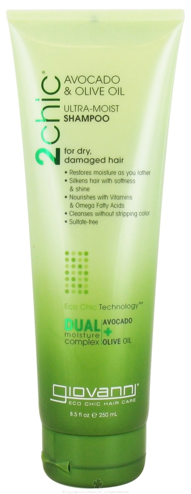 2chic Avocado and Olive Oil Ultra-Moist Shampoo
