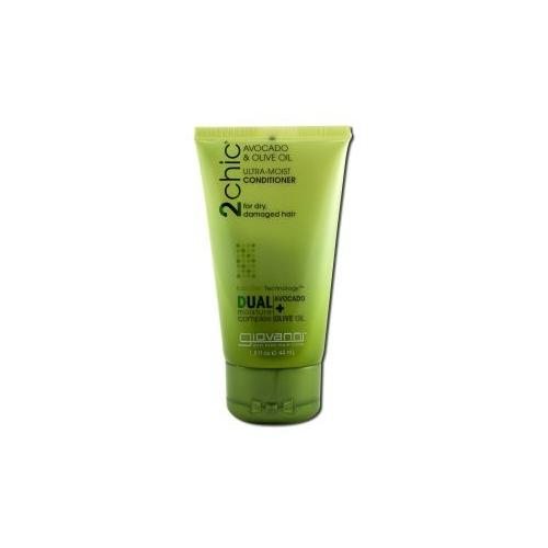 2chic Avocado And Olive Oil Ultra-Moist Shampoo Travel Size