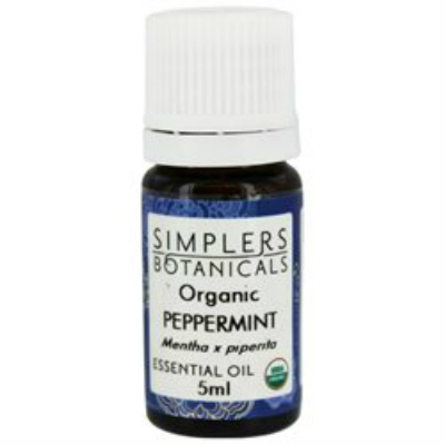 Peppermint Organic Oil