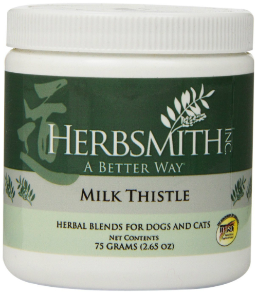 Milk Thistle Powder for Dogs & Cats