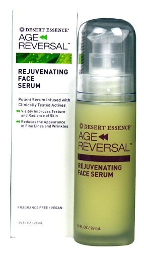 DESERT ESSENCE: Age Reversal Revitalizing Eye Serum 0.33 oz