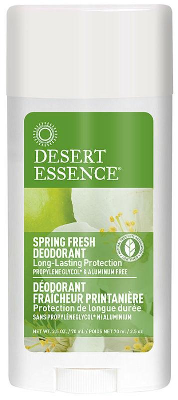 DESERT ESSENCE: Deodorant Spring Fresh 3 OZ
