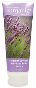 DESERT ESSENCE: Bulgarian Lavender Hand and Body Lotion 8 oz